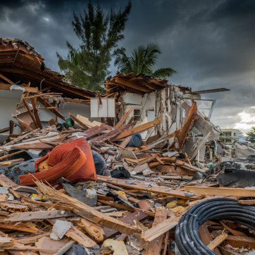 louisiana homes devastated by hurricane laura